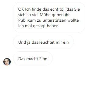 Daniel Schulz Youtube Caching Meinugnen