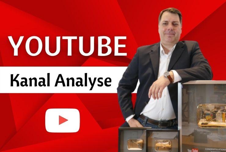 YouTube Kanal Analyse