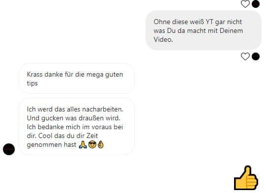 Youtube Kunden Daniel Schulz