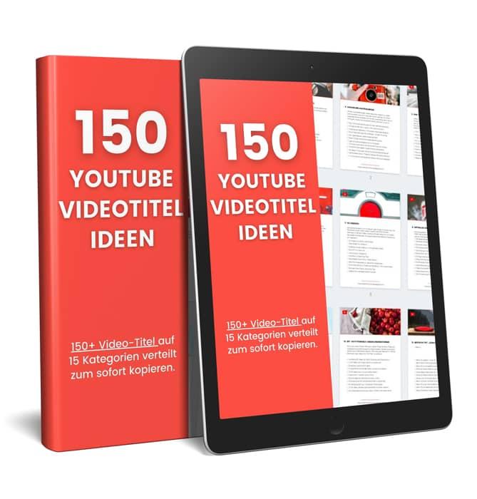 150 youtube video titel ideen